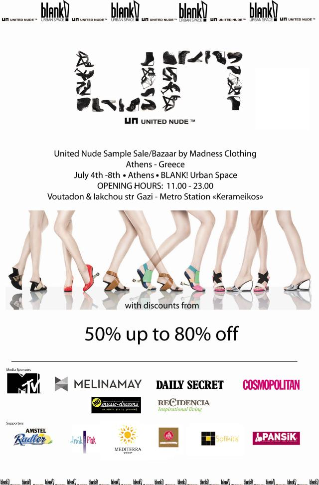 AFISA United Nude Sample Sale final